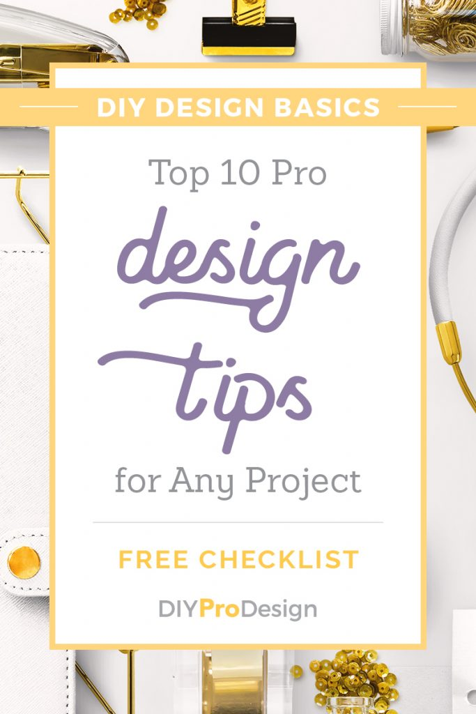 Top 10 Pro Design Tips for Any Project